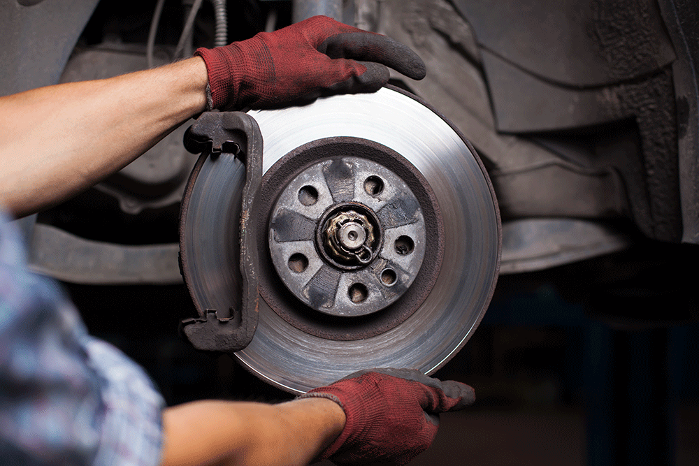 Images Of Bad Calipers : Make sure the brakes are inspected dale feste automotive